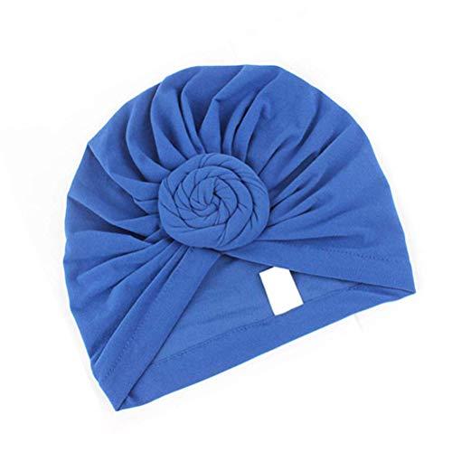 Turban Hut Stretch Gefalteter Vintage Kopfband Kopfbedeckung Indische Stil Hut Ethnischer Stil...