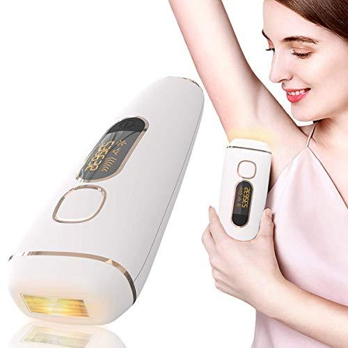 YXCA Epilators IPL-Laser-Haar-Abbau-Gerät-Haushalts-Ganzkörper-Photon Mit LCD-Bildschirm-dauerhafter Schmerzloser Gesichtshaar-Abbau