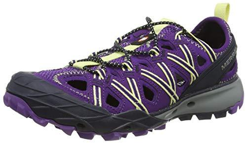 Merrell CHOPROCK Sieve, Chaussures de Sports Aquatiques Femme, Rose (Lilac), 37 EU