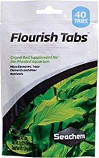 Seachem Flourish Tabs Growth Supplement