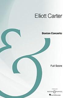 Boston Concerto: Full Score Archive Edition