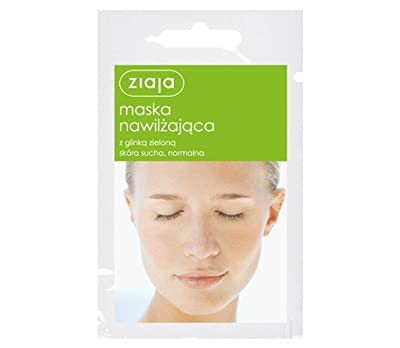 Ziaja Moisturising Face Mask for Normal Dry Skin 1x7ml by Ziaja