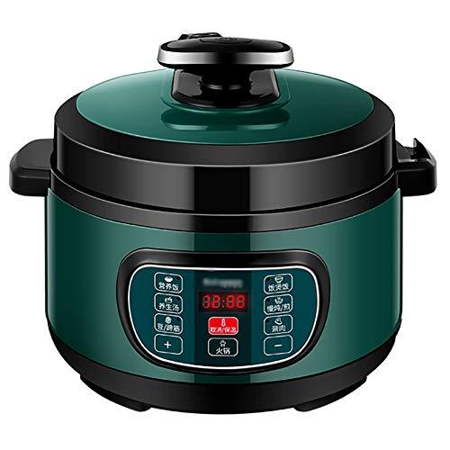 XIAOFEI Multi Cuisinier Autocuiseur Électrique Instant Pot Chaleureux Libre Bateau À Vapeur Grille Riz Cuisinier Lent Cuisinier Sauté Ragoût 3L