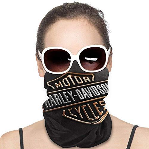 EU HAR-Ley David-Son Maske & Schild Gesichtsmaske Schild Schutz für Männer & Frauen Modevielfalt Kopftuch Sturmhaube Für Staub, Outdoor, Sport