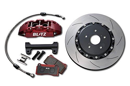 BLITZ(ブリッツ) BIG CALIPER KIT II フロント アルファード・ヴェルファイア・ハリアー・レクサスNX用 ア...