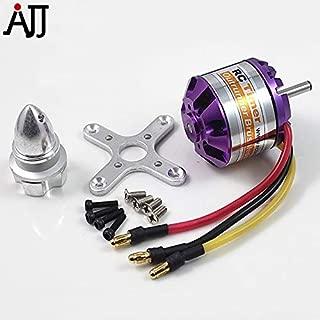 Parts & Accessories Ytn A3536 3536 910Kv 1000Kv 1250Kv 1450Kv Outrunner Brushless Motor 4.0Mm Shaft Compatible 2-4S Lipo/40A Esc Fpv Multirotor - (Color: 1250Kv)