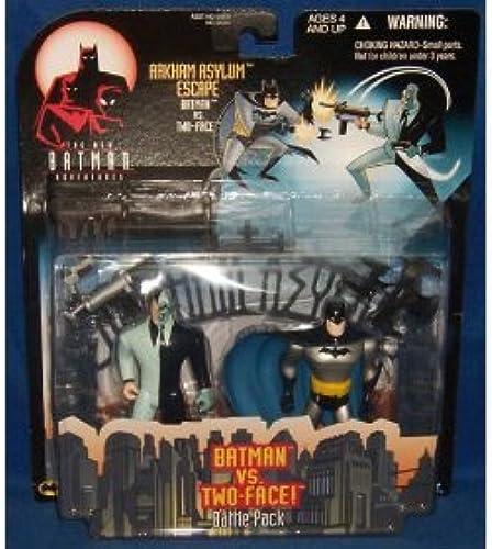 Venta en línea precio bajo descuento Batman Vs. Vs. Vs. Two-Face Arkham Asylum Escape 2-Pack  mas barato