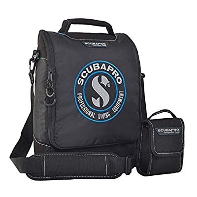 Scubapro Regulator Tech Dive Bag (Black)