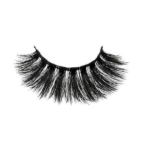 Honrik Fake Eyelashes, 5 Pairs Natural Multipack False Eyelashes Fake The Wispies Fake Eye Lashes Look Ultra Long Thick Lashes Handmade Party Fake Eye Lashe