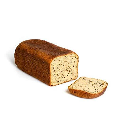 KetoUp: Low Carb Toastbrot | Ketogene und Low Carb Ernährung | Sportnahrung | Gesunde Ernährung | maximal 3% Kohlenhydrate - (500 g)