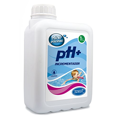 Tamar Incrementador de pH para Piscinas Envase de 1 Litro