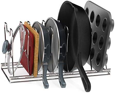 Simple Houseware 7 Adjustable Compartmen