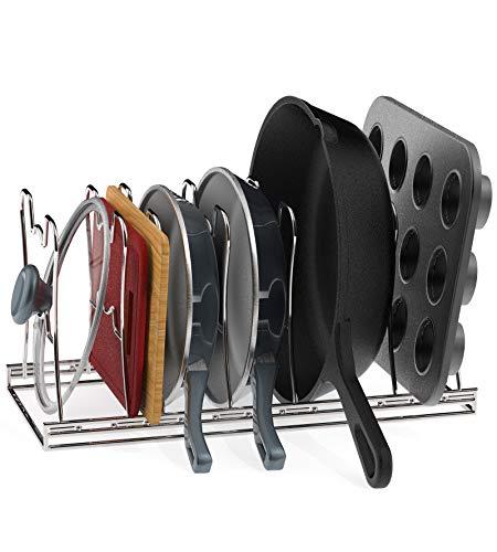 Adjustable Pan Organizer
