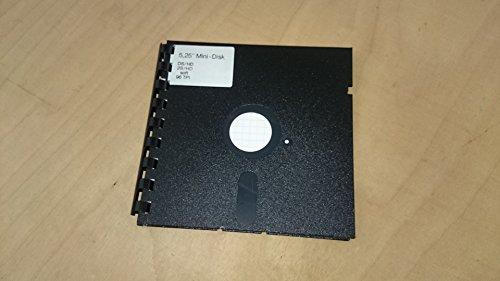 Notizblock aus 5,25 Zoll Diskette Notizbuch hergestellt aus alten Disketten 5.25 Zoll Upcycling Design
