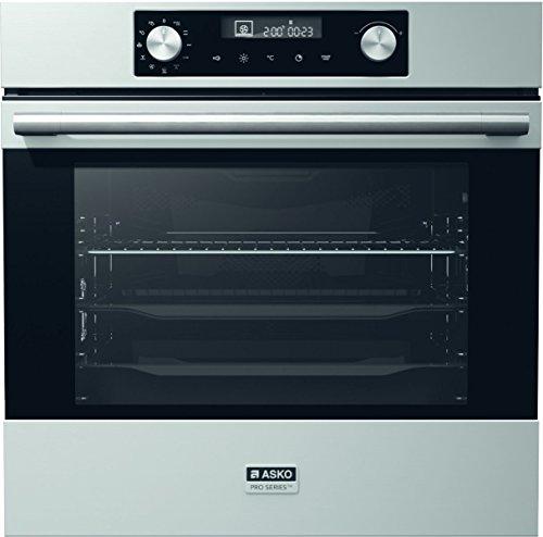 Asko OT8636S Forno elettrico 75L A Acciaio inossidabile forno