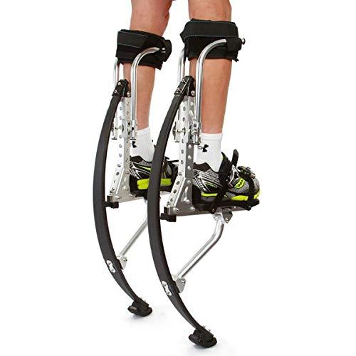 GXLO Erwachsene Känguru-Schuhe, die Stelging Stelzen Frühling springen Pogo-Schuhe Fitness-Übung Hüpft Schuhe Formen Frauen Fitness-Übung Gewichtslastbereich 90-100kg von ce.