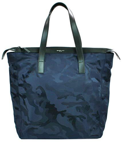 Michael Kors - Bolsa de viaje para hombre, nailon, diseño de camuflaje