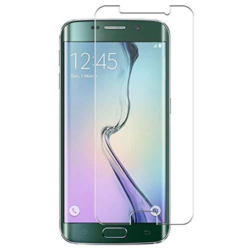 Vaxson 4 Unidades Protector de Pantalla Anti Luz Azul, compatible con Samsung Galaxy S6 edge plus Edge+ [No Vidrio Templado] TPU Película Protectora