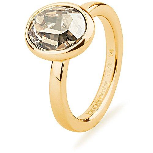 Brosway anello donna gioielli Tring misura 12 trendy cod. BTGC100A