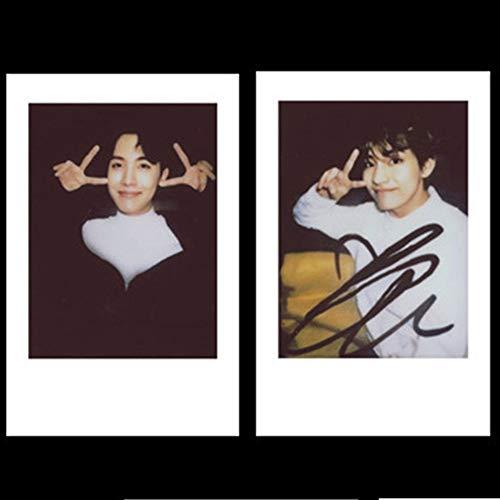 ZHANGTING 1 Set BTS Cards, Kpop Bangtan Boys Jungkook, Jimin, V, Suga, Jin, J-Hope, Rap Monster Photocards Postales, collection et meilleur cadeau pour The ARMY (02)