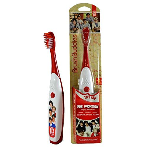 One Direction Singing Tooth Brush (Live While we're Young)