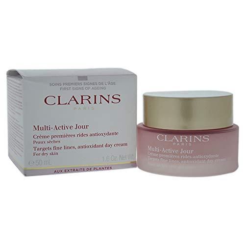 Clarins Multi Active Crema Giorno, Pelle Secca - 50 g