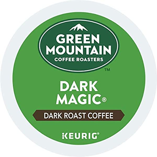 Green Mountain Coffee Dark Magic Extra Bold 120 Count K Cups For Keurig Brewers