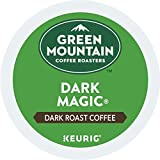 Green Mountain Coffee, Dark Magic, Single-Serve Keurig K-Cup Pods, Dark Roast Coffee, 72 Count