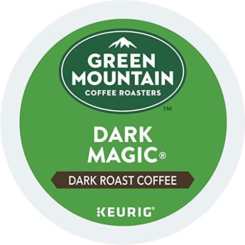 Green Mountain Coffee, Dark Magic, Single-Serve Keurig...