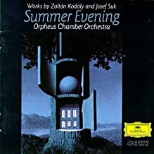 Summer Evening / Serenade for String Orchestra / Hungarian Rondo