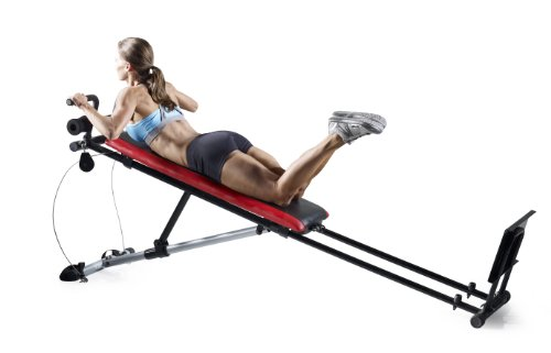 Product Image 21: Weider Ultimate Body Works Black/Red, Standard
