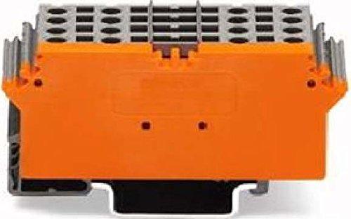 Wago 4-Leiter Basisklemme-Block 2,5 qmm, 280-764