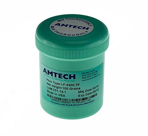 SATKIT BOTE 100CC AMTECH LF-4300-TF SOLDER FLUX