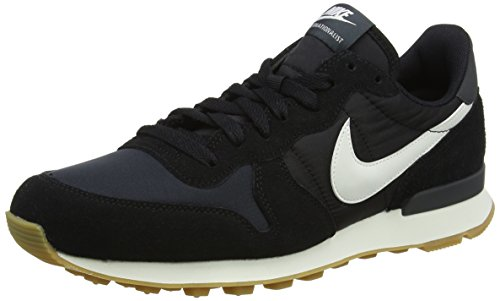 Nike Internationalist, Zapatillas Mujer, Negro (Black/Summit...