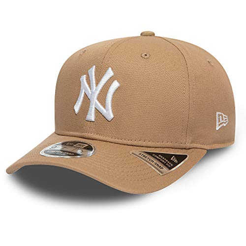 New Era York Yankees 9fifty Stretch Snapback Cap Tonal Stretch Snap