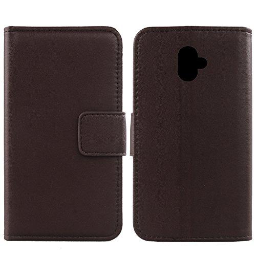 Gukas Design Echt Leder Tasche Für Allview X4 Xtreme 6
