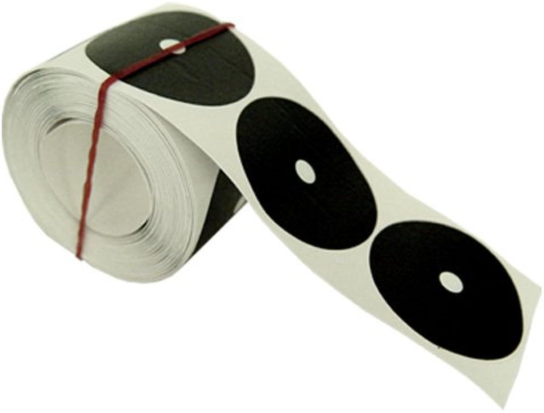 Black Table Spots, 100 spots per roll