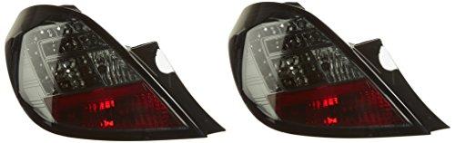 FK Automotive FKRLXLOP12021 LED Feux arrière, Noir