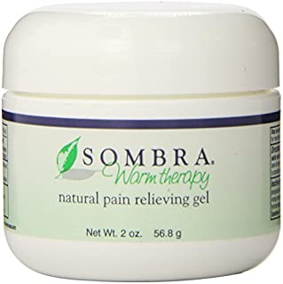 Sombra Warm Therapy Natural Pain Relieving Gel, 2 Ounce by Sombra