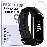 REY 7X Protector de Pantalla para XIAOMI MI Band 3 - MI Band 3i