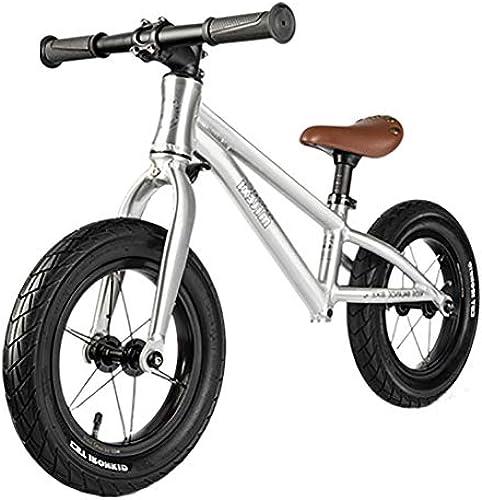 Laufr r Balance Bike Leichte Kinder Jungen mädchen Laufen Sicherheit Erste fürrad - Lerntraining fürrad Silikon Magnesium, Aluminiumlegierung (Farbe   Style1)