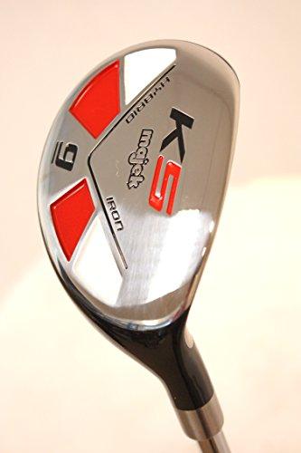 Majek Golf All Hybrid #9 Senior Flex Right Handed New Utility A Flex Club