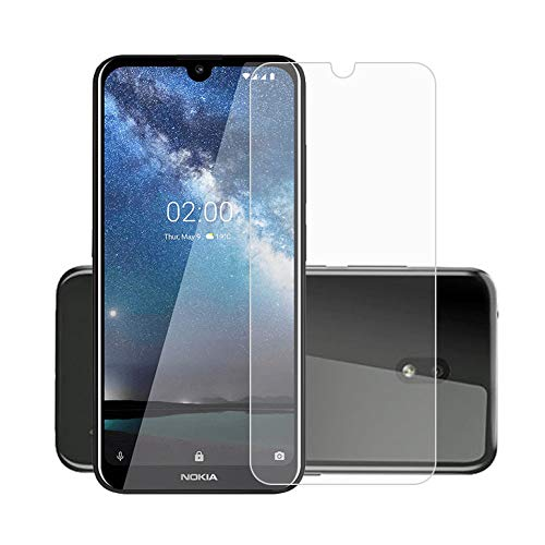 Glaxx Exculsive Anti Explosion Premium 2.5d Pro+ Ultra Clear Tempered Glass for Nokia 2.2