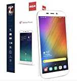 RCA G2 32GB+3GB RAM, 5.5' 18:9 Display, Android 9 Pie, Unlocked Phone (White/Gold)
