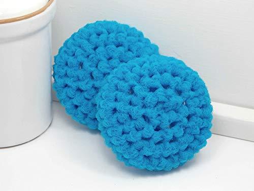crochet pot scrubbers - 3