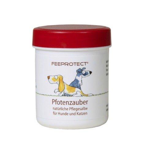 Lieblingshund Feeprotect Pfotenzauber Pfotensalbe für Hunde und Katzen 50ml Tiegel