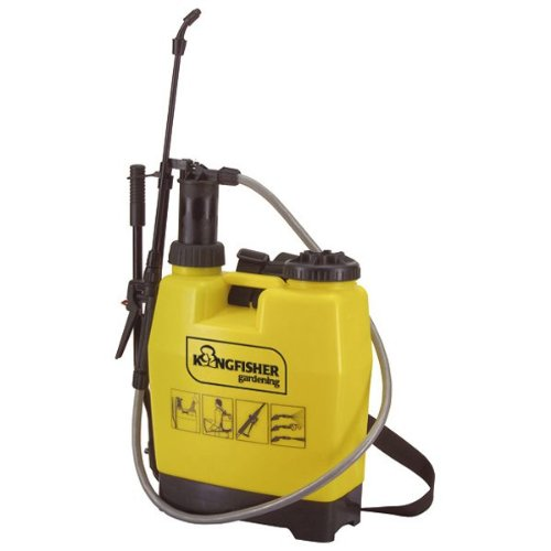 Kingfisher PS4016 16 Litre Backpack Sprayer - Yellow