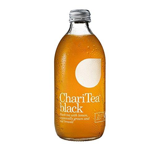 Charitea - Charitea Black - Packung mit 12 (12 x 330 mililiter) inc. 3.00€ EINWEG Pfand