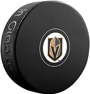 Sher-wood Autograph Logo Souvenir Hockey Puck - Vegas Golden Knights