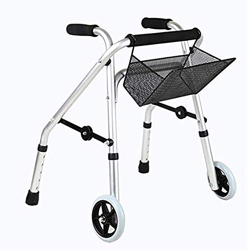 Drive Medical Walker Plegable, Walker Walker para La Rehabilitación D